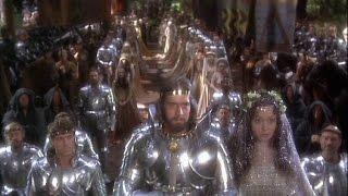 SAGA Anglo Danes WIP and Excalibur film 1981