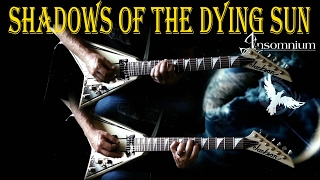 Insomnium - Shadows Of The Dying Sun FULL Guitar Cover