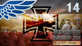 HEARTS OF IRON 4 | SPANISH BREAKTHROUGH PART 14 - HOI4 WAKING THE TIGER Let