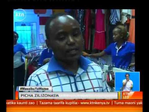 Wanawake watano wanaswa na kamera za  CCTV wakiiba nguo zinazogharimu shilingi elfu sitini Embu