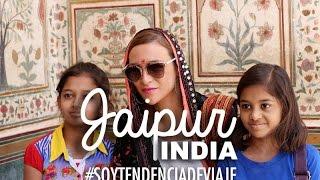 VLOG INDIA - Soy Tendencia en Jaipur