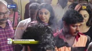 Hadiya New Malayalam Movie Pooja & Switch On | Sensations