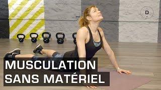 Musculation sans matériel - Fitness Master Class