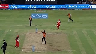 RCB vs SRH, VIVO IPL9 FINAL 2016: Sunrisers Hyderabad won the title by 8 runs