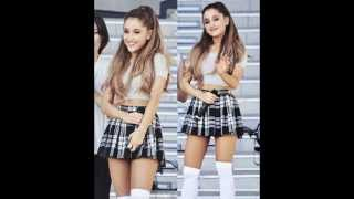 Fashion style of Ariana Grande HD PICTURES (Tumblr/WeHeartIt) - 1MinuteofFashion