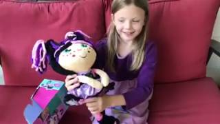Zuri Cat Flipzee Girls Doll - Unboxing Hot Toy