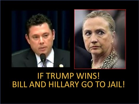 If Trumps Wins Hillary and Bill Clinton Go To Jail