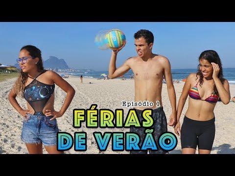 FÉRIAS DE VERÃO EPISÓDIO 1 KIDS FUN