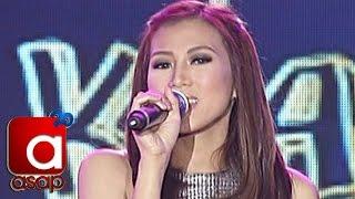Alex Gonzaga sings 'Panaginip Lang' on ASAP