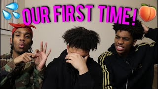 STORY TIME‼️ HOW WE LOST OUR VIRGINITY😯