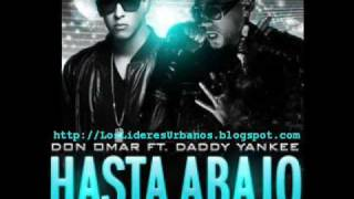 don omar ft daddy yankee-hasta abajo (remix official)