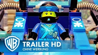 THE LEGO NINJAGO MOVIE VIDEOGAME - Announcement Trailer Deutsch HD German (2017)