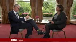 Mary Lou takes on BBC HARDtalk programme