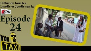 YouTaxi - Episode 24 - 08 Janvier 2018
