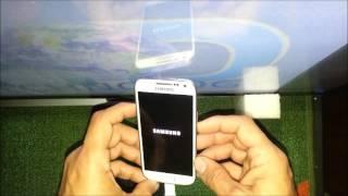 Samsung Galaxy S4 Mini GT-I9192 Factory Unlocked Cellphone, 8GB, White