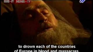 Rothschild Legacy of Controlling the World in the Syrian-Produced Antisemitic TV Series Al-Shatat