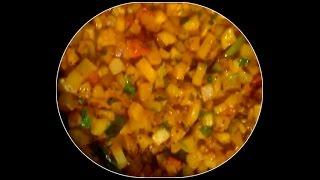 Mulangi Poriyal / Radish Fry (Tamil) | Anu's Tamil Kitchen