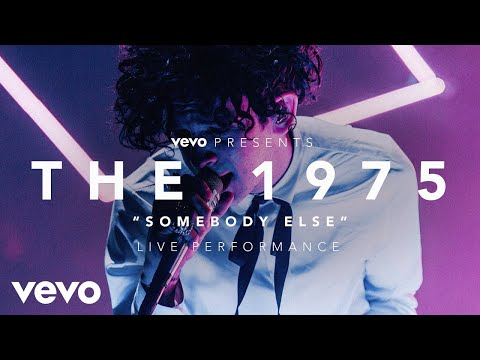 The 1975 Somebody Else Vevo Presents Live at The O2 London