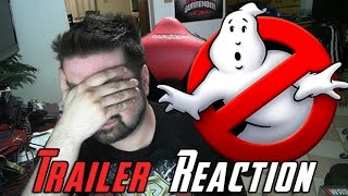 GHOSTBUSTERS - Angry Trailer Reaction