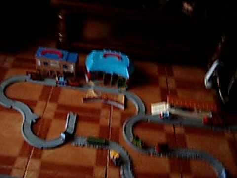Thomas y sus Amigos Pista 1
