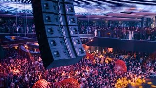 2017 Charshanbe Suri Party at Rebel Night Club