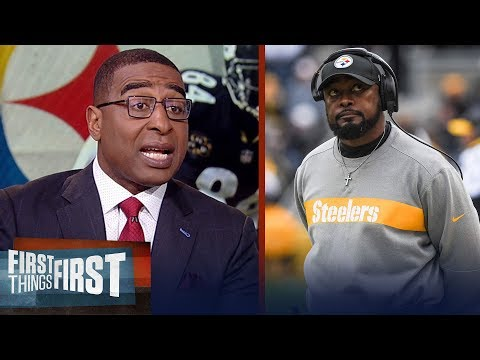 Cris Carter has a huge problem with Antonio Brown talk Tomlin s career NFL FIRST THINGS FIRST