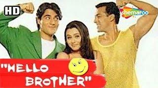 Hello Brother [1999] Salman Khan - Rani Mukerji - Arbaz Khan - Best 90