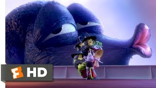 Hotel Transylvania 3 (2018) - Welcome To Atlantis Scene (7/10) | Movieclips