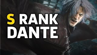 20 Minutes Of S Rank Devil May Cry 5 Dante Gameplay - TGS 2018