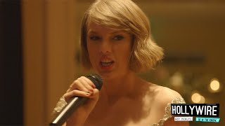 Taylor Swift's Touching Maid of Honor Speech! (VIDEO)