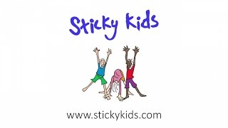 Sticky Kids - Funky Monkey - stream video
