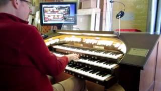 Scottish Cinema Organ Trust VTPO - Paramount 341