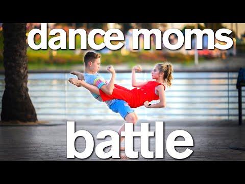 Old Dance Moms vs. New Dance Moms ft. Brady and Elliana