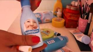 Bebek bakim ürünleri / Azide Hobi