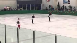 2015 Sherwood Ice Arena Christmas Show - Hot Chocolate