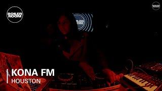 Kona FM Boiler Room Houston DJ Set
