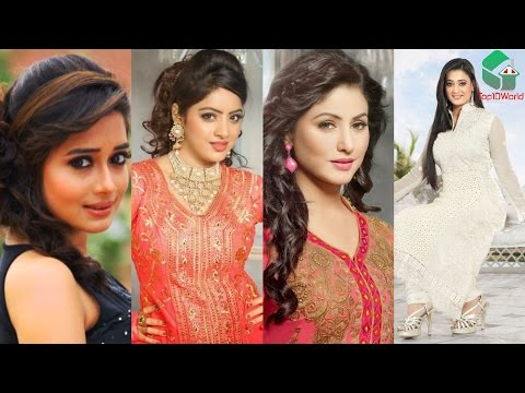 Top 15 Beautiful Indian TV Serial Actresses