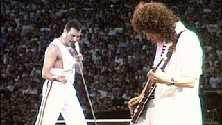 """Queen - I Want To Break Free 1986 """"Wembley"""" Live Video HQ"""