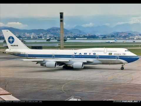 Varig Brasil Anos de ouro da aviação brasileira