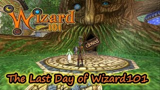The Last Day of Wizard101