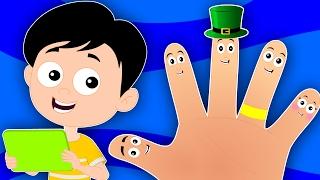 Where Is Thumbkin   Nursery Rhymes   Kids Songs   Baby Rhymes   Childrens Video  
