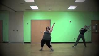 A Fat Girl Dancing  Talk Dirty to Me Jason Derulo