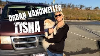 Meet Tisha and her van home!
