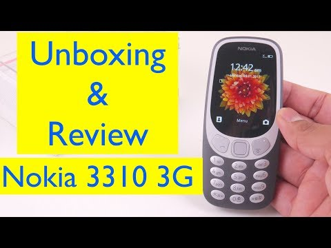 Xxx Mp4 Nokia 3310 3G 2017 Unboxing And Review 3gp Sex