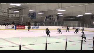 Bantam AAA Hockey Voyageur Hockey Tournament Final 1 Ottawa Ontario