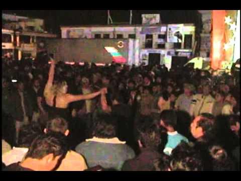 CUMBIA SOLEADA SONORAMICO EN VIVO SANTIAGO TIANGUISTENCO EDO. DE MEX. 2008