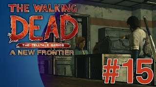 The Walking Dead: A New Frontier #15 - Rescue
