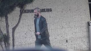 Tom Green runs errands in Los Angeles