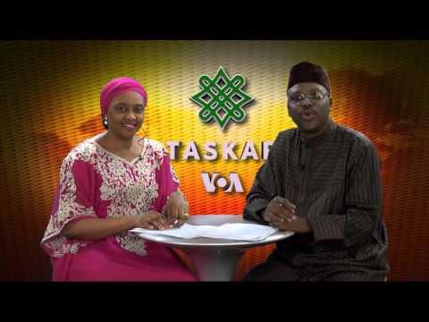 TASKAR VOA TV: Duniya A Tafin Hannunku!  Allah Abun Godiya TASKAR VOA TV Ta Tabbata, Oktoba 13, 2015