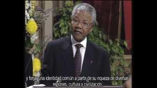 Discurso Nelson Mandela